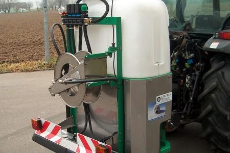 FS-Eisexx-Solesprühgerät – Traktoren